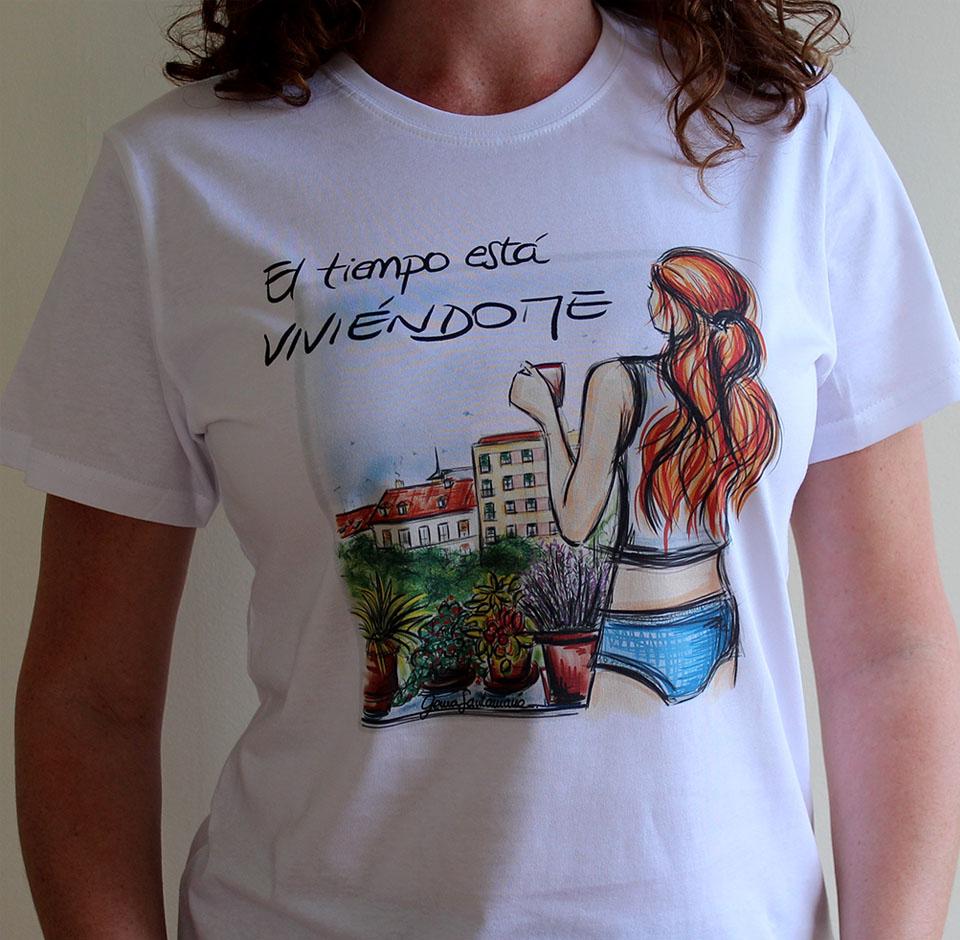 Camiseta – El Tiempo